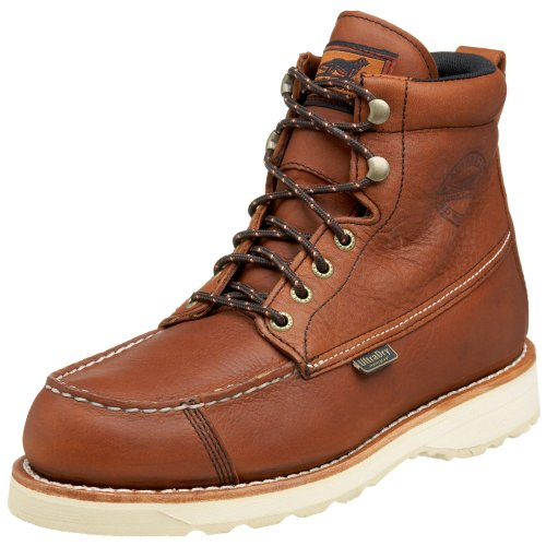 Irish Setter Men's 838 Wingshooter WP Upland Hunting Boot, Amber - 8 D(M) US