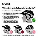 Uvex Unisex Kinder Kid 3 cc Kinderfahrradhelm, green mat, 51-55 cm - 5