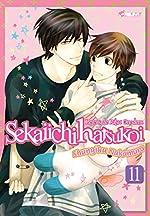 Sekaiichi Hatsukoi - Tome 11 de Shungiku NAKAMURA