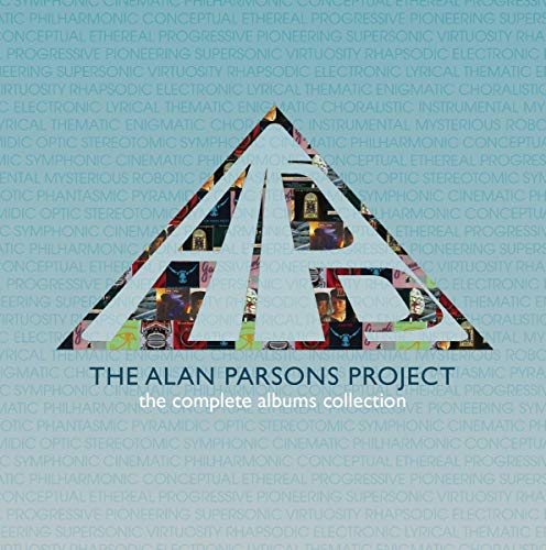 The Complete Albums Collection.