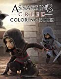 Assassin's Creed Coloring Book: Live in the world of Assassin's Creed