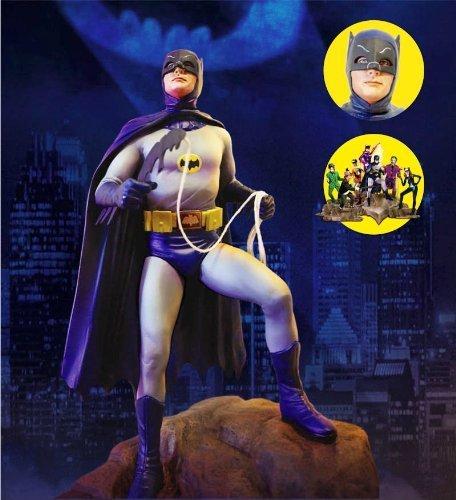 Moebius Batman 1966 Adam West Model Kit by Moebius