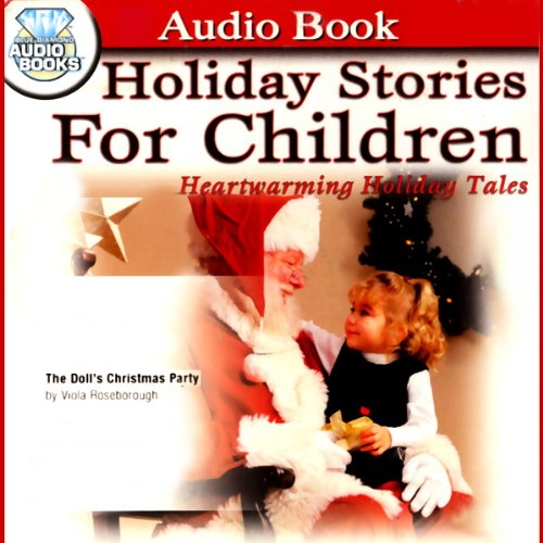 The Doll's Christmas Party audiobook cover art