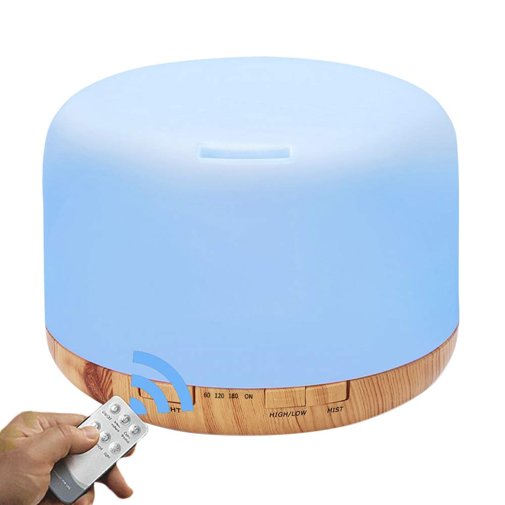 COSSCCI Aromatherapy Essential Humidifier Ultrasonic