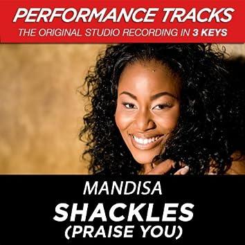Shackles (Praise You) [Performance Tracks] - EP