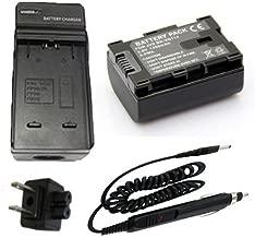 Battery + Charger for JVC BN-VG107E, BN-VG108E, BN-VG114E, BN-VG121E, BN-VG138E