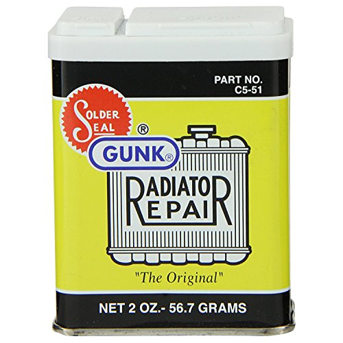 Gunk TITESEAL C551B Radiator Repair Powder - 2 oz.