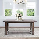 Abbyson Living Traditional Rustic Dining Room Furniture (Table)