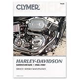 Clymer Shovelhead Repair Manual M420