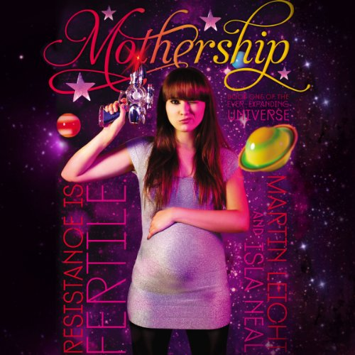 Mothership audiobook cover art