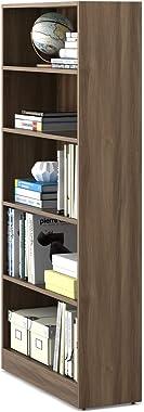 Spacewood William Bookcase 1600 X 800 (Bronze Walnut)