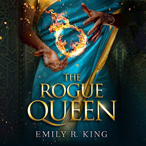 The Rogue Queen  By  cover art