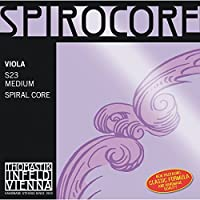 Thomastik-Infeld S24ST Spirocore Viola Strings Single C String Stark (Heavy) Tension 4/4 Size Steel Core Tungsten Wound [並行輸入品]
