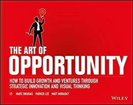 The Art of Opportunity: How to Build Growth and Ventures Through Strategic Innovation and Visual Thinking (English Edition)