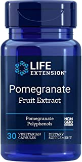 Life Extension Pomegranate Extract, 30 vegetarian capsules