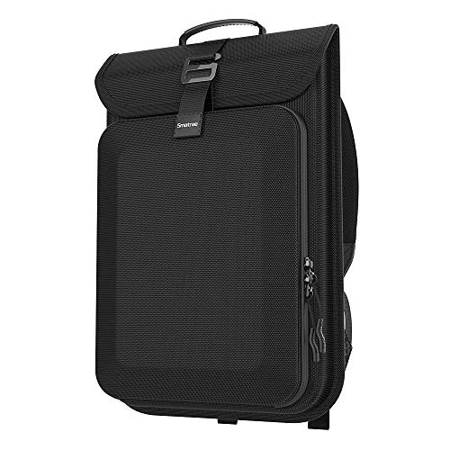 Smatree Business Laptop Rucksack, Hardcase für MacBook Pro 13-16 Zoll oder Surface Pro X/7/6 Laptop/Acer Aspire 5