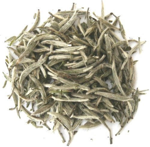 Peony White Needle Loose Leaf White Tea ~ 1 lb Gusseted Foil Bag