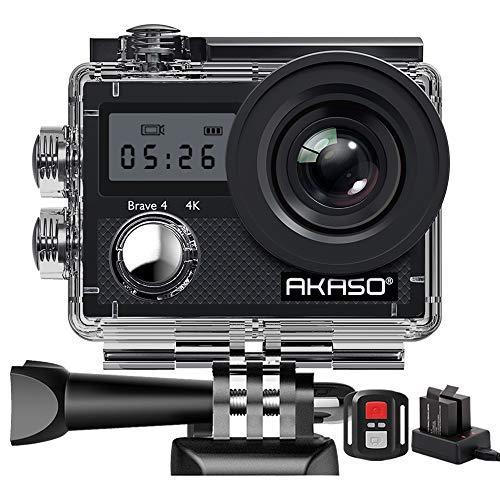 AKASO Action Camera/ 4K 20MP Action...