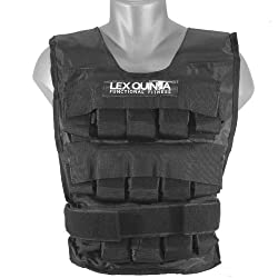 Lex Quinta Weight Vest Heavy Duty - 20 Kg