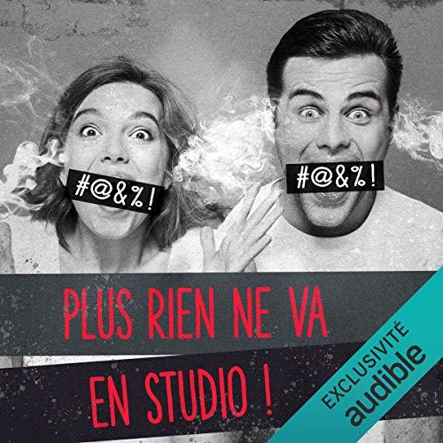 Page de couverture de Plus rien ne va en studio !