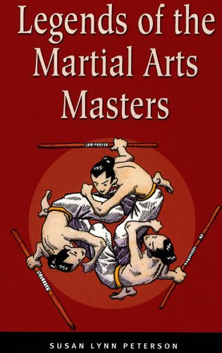 Legends of the Martial Arts Masters (English Edition)