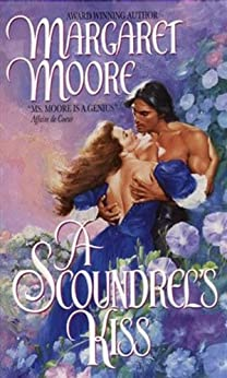 Scoundrel's Kiss (Restoration Series Book 1) by [Margaret Moore]