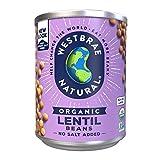 Natural Organic Lentils
