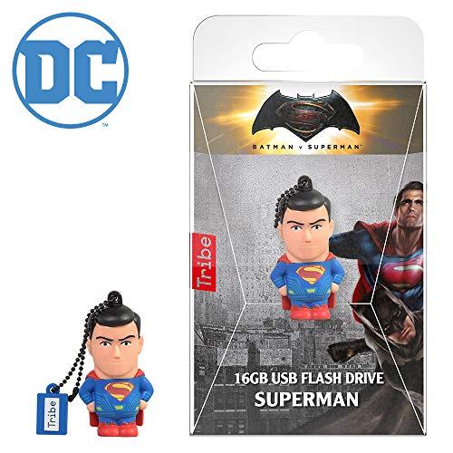 USB stick 16 GB Superman Movie - Original DC Comics 2.0 Flash Drive, Tribe FD033501