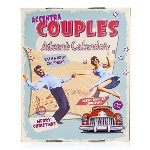 Accentra Adventskalender Retro Couples