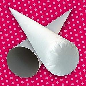 Bastelset Schultüte, Inlett und Pappe, 70 cm