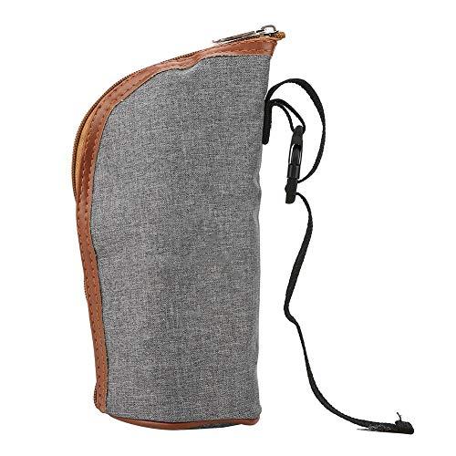 Bottle Warmer Bag, Portable Beverage and Baby Bottle Warmer Ideal for Car Travel, Shopping