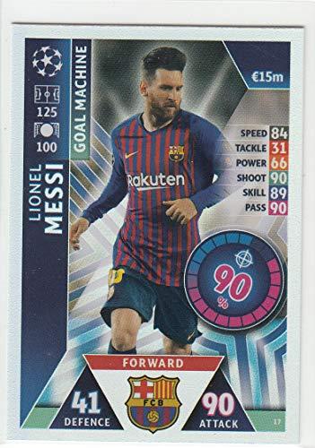 2 tarjetas por £ 1 Match Attax Extra 18//19 Brillante Tarjetas-Completa Tu Colección