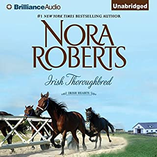 Irish Thoroughbred audiobook cover art
