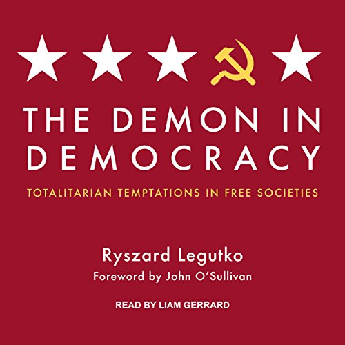 The Demon in Democracy audiobook cover art