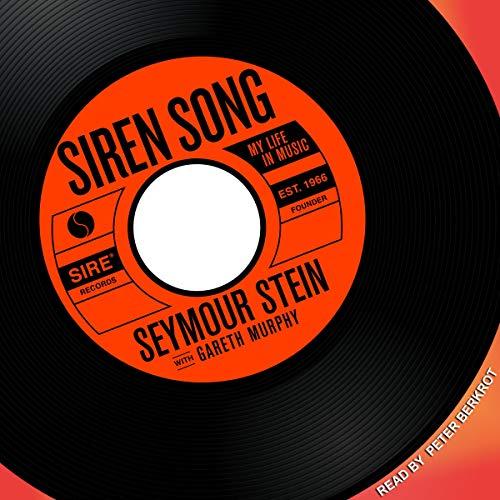 Siren Song audiobook cover art