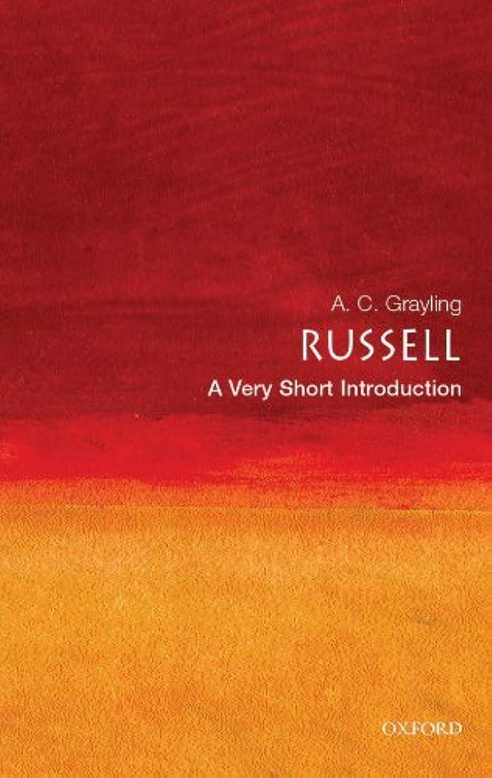 注入する胸作成するRussell: A Very Short Introduction (Very Short Introductions Book 59) (English Edition)
