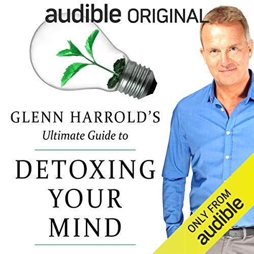 Detoxing Your Mind audiobook cover art