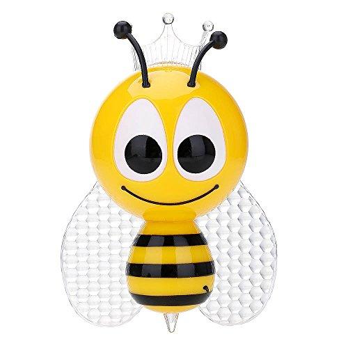 Gogogo Nachtlicht Biene Wandlampe LED Lampe für Kinderzimmer ?EU-Stecker