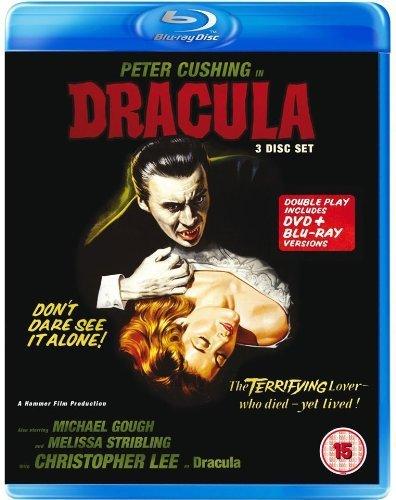 Dracula (Hammer Horror) [Blu-ray] [Import anglais]