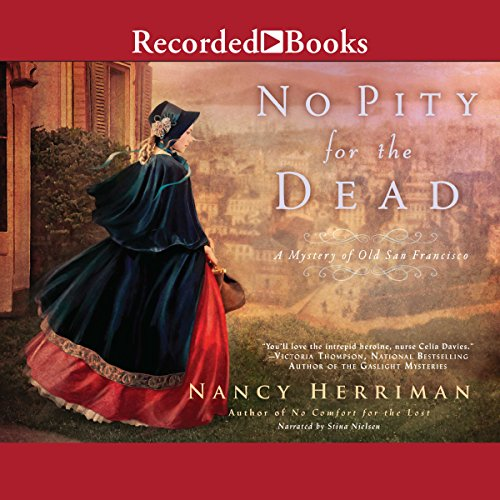 No Pity for the Dead audiobook cover art