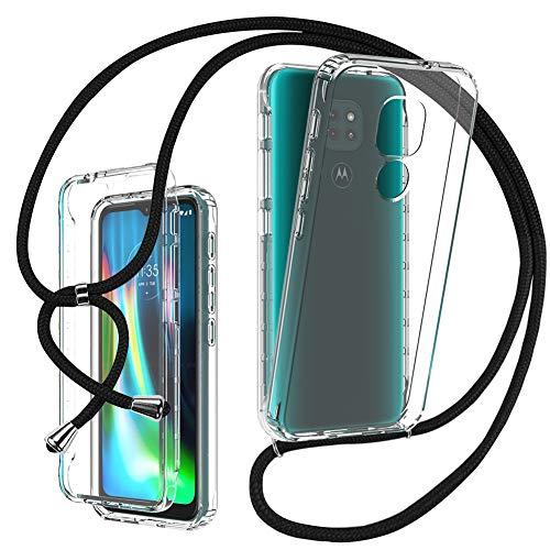 Motorola E7 Plus Funda Colgar Marca