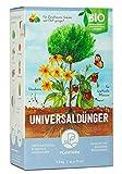 Plantura Bio Universaldünger mit 3 Monaten Langzeitwirkung, Pflanzendünger, für kraftvolle...