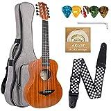 Aklot 8-string ukulele