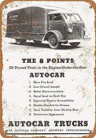 ブリキ看板1935自動車カーグッズウォールアート