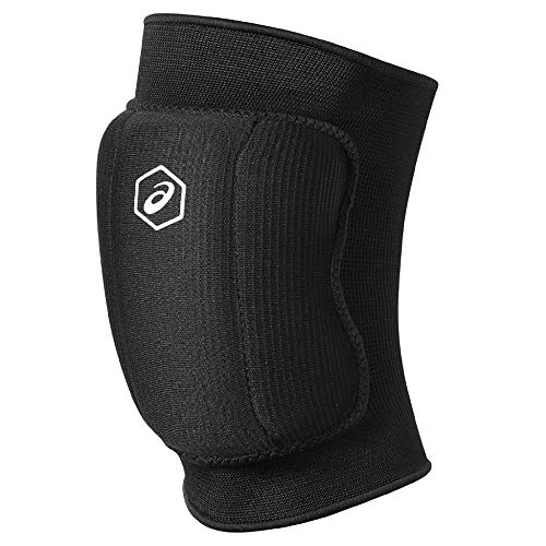 Asics Unisex Basic Kneepad, Schwarz (Performance Black), X-Large