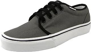 Men's Sneakers 106 Vulcanized Skate Shoes Pewter (Gray) Black/White