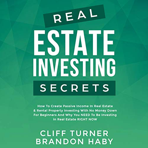 Page de couverture de Real Estate Investing Secrets