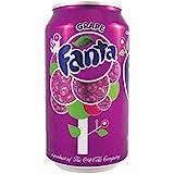 Fanta Grape 12 OZ (355ml) - 24 Cans by Fanta