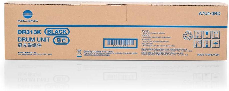 Genuine Konica Minolta A7U40RD DR313K for C658 C368 C258 C308 558 458
