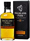 Highland Park 12 Year Old/Half Bottle /